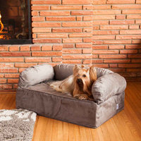 O'donnell Industries Odonnell Industries 69251 Snoozer Luxury Large Pet Sofa with Memory Foam Brandywine