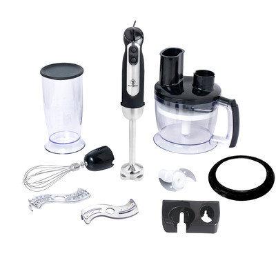 Westinghouse SA23950 Turbo Hand Held Blender - Stainless-Black
