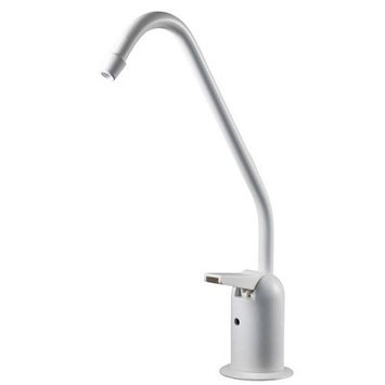 Watts 116005 Standard Faucet with Air Gap, White