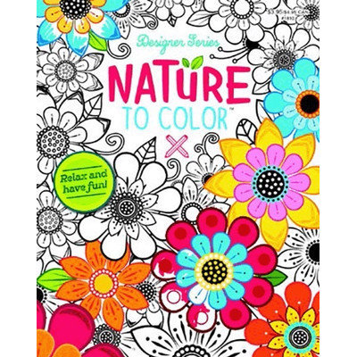 Adult C & A Nature to Color