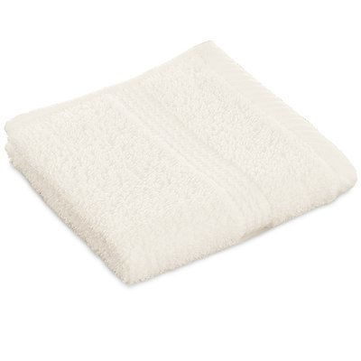 Charlton Home Elias Wash Cloth Color: Ecru
