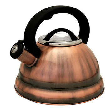 Imperial Home 3 Qt. Stainless Steel Whistling Tea Kettle