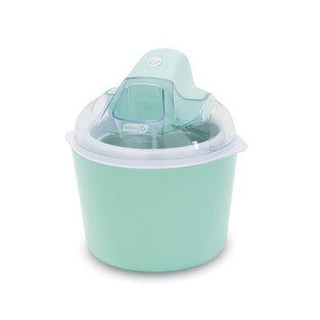 Dash Deluxe 1-Qt. Ice Cream Maker Color: Aqua