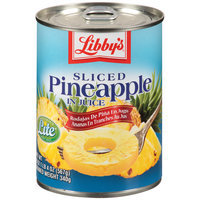 Libby's® Sliced Pineapple in Juice 20 oz. Pull-Top Can