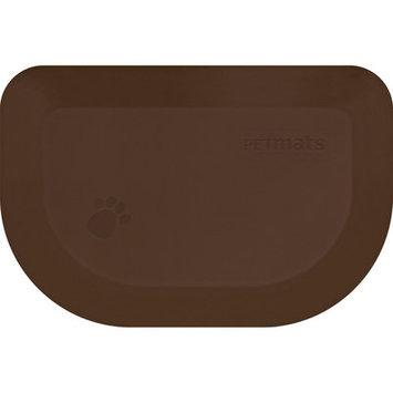 Wellnessmats Pet Mat Color: Brown