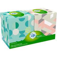 Plus Puffs Plus Lotion Facial Tissues, 2 Cube, 56 Tissues per Cube