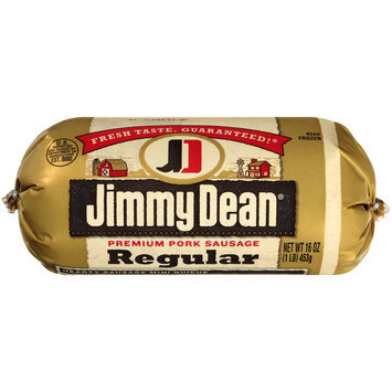 Jimmy Dean® Regular Premium Pork Sausage 16 oz. Chub