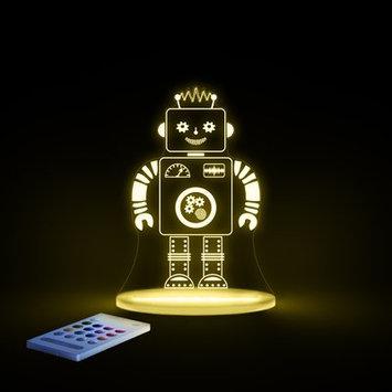 Lumenico Aloka Starlight Robot LED 3-Light Night Light with Remote Control