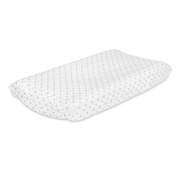 The Peanut Shell Diamond Changing Pad Cover