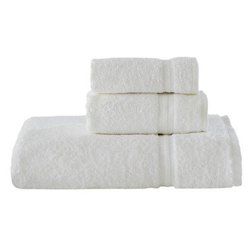 Chambray & Co. Silver Hotel 6 Piece Towel Set