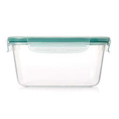 OXO 9.6 Cup SNAP Plastic Food Storage Container One Size Blue