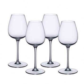 Villeroy & Boch Purismo Intricate and Delicate Red Wine Glass