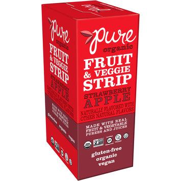 Pure® Organic Strawberry Apple Fruit & Veggie Strip 18-0.49 oz. Box