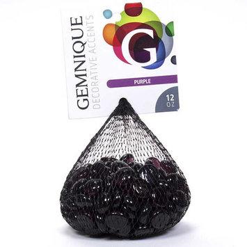 Gmnq Case of Glass Gems Color: Purple