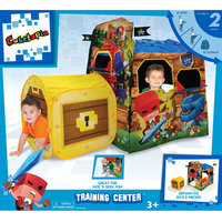 Playhut Cubetopia Training Center Play Tent