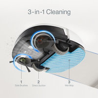 Ecovacs Robotics Inc Deebot MIni 2 Bagless Robotic Vacuum