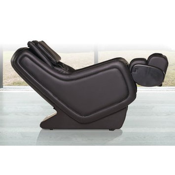 Human Touch ZeroG 3.0 Leather Zero Gravity Massage Chair Upholstery: Espresso