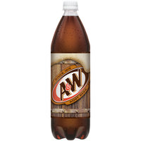 A&W® Root Beer 1.25 L Bottle