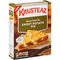 Krusteaz® Sweet Potato Pie Supreme Dessert Mix 17 oz. Box