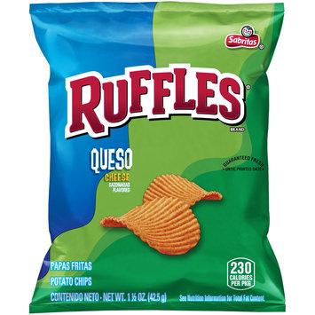 Ruffles® Queso Potato Chips