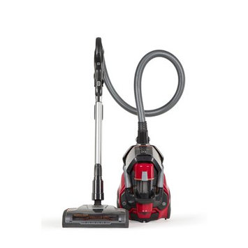 Frigidaire Majors Prepaid Electrolux - Ultraflex Bagless Canister Vacuum - Gray, Red, Silver