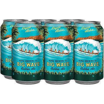 Kona Brewing Co Big Wave® Golden Ale 6 ct Pack