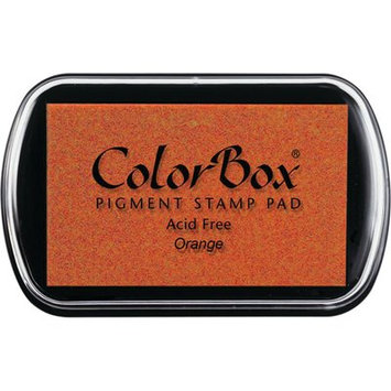 Clearsnap Orange Stamp Pad Single Col - CLEARSNAP, INC.