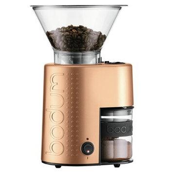 Bodum Bistro Electric Coffee Grinder - Copper