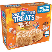Kellogg's® Rice Krispies Treats® Pumpkin Pie Crispy Marshmallow Squares