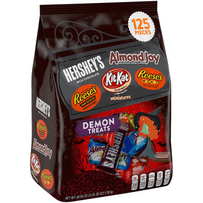 Hershey's Demon Treats Assorted Candy