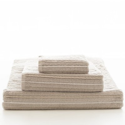 Pine Cone Hill East Hampton Washcloth Color: Natural