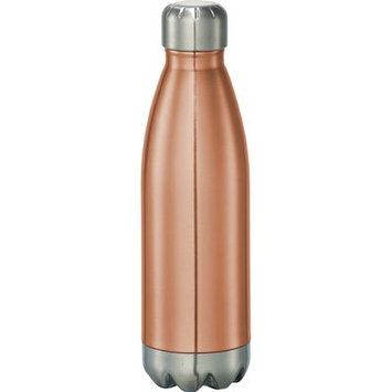 Latitude Run Insulated Hot or Cold 7 oz. Water Bottle Color: Copper