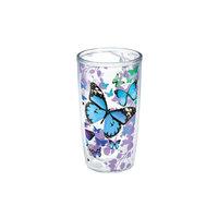 Tervis Tumbler Company Garden Party Blue Endless Butterfly 16 oz. Tumbler