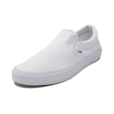 Vans Classic Slip On Shoe - True White