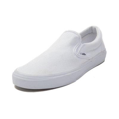 Vans Classic Slip On Shoe - True White