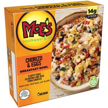 Moe's Southwest Grill® Chorizo & Eggs Breakfast Bowl 8 oz. Box
