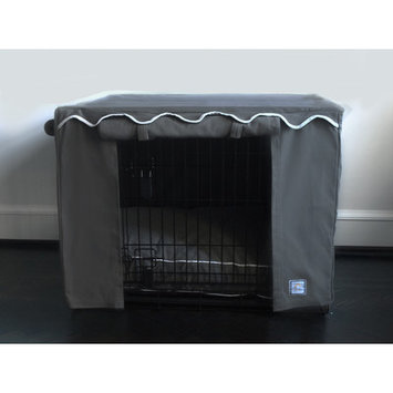 Bowhausnyc Crate Cover Size: Extra Large (31