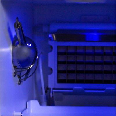 Blaze Outdoor Products BLZ-ICEMKR-50GR 15 Outdoor Undercounter Built-In Ice Maker - Energy Star