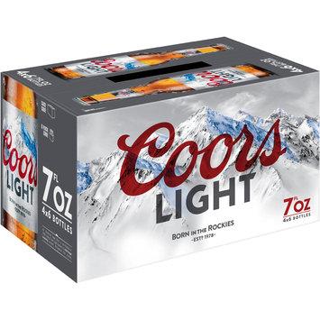 Coors Light® Beer 24-7 fl. oz. Bottles
