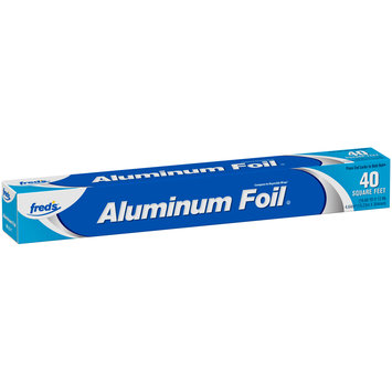 Fred's® Aluminum Foil 40 sq. ft. Box