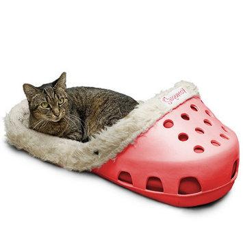 Unique Beast Sasquatch! II Pet Dome Color: Firehouse