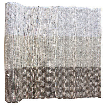 Sustainable Threads Cantuccini Peanut Table Runner