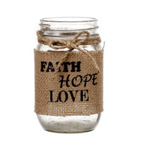 August Grove Sessions Rustic Decorative Mason Jar Size: 5