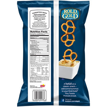 Rold Gold Tiny Twists Original Pretzels 20.5 oz. Bag