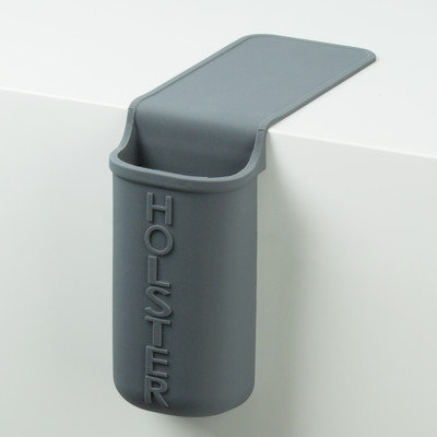 Skinny Lil' Holster Color: Gray