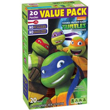 Teenage Mutant Ninja Turtles™ Fruit Flavored Snacks 20 ct Box