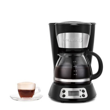 Holstein Housewares 5 Cup Programmable Coffee Maker