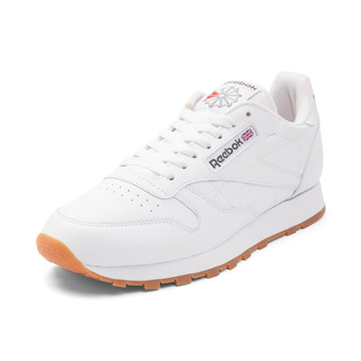 Reebok Men's CL Lthr Casual Shoe