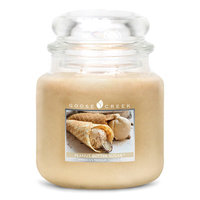 Goose Creek Candle Company Essential Series Peanut Butter Sugar Scented Jar Candle