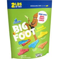 Allan Big Foot Sour Assortment Gummy Candy 32 oz. Bag